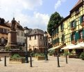 Alsace Wine Street Cycling Holidays